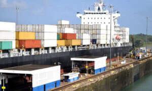 Kanał Panamski otworzył się na statki mieszczące 14 tysięcy kontenerów