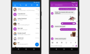 Integracja z SMS-ami powraca na Messengera na Androida