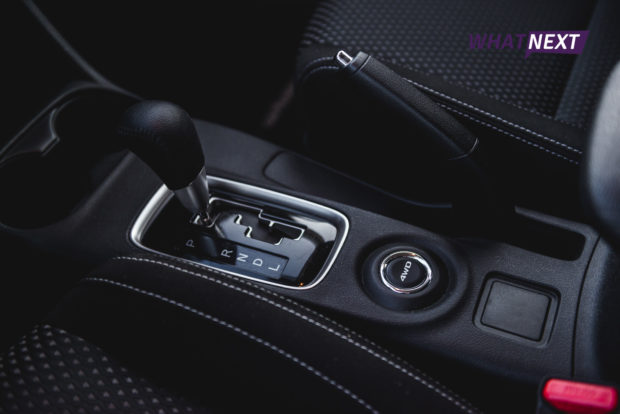 Mitsubishi Outlander 2016 skrzynia biegów