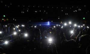 Apple zablokuje nagrywanie na koncertach?
