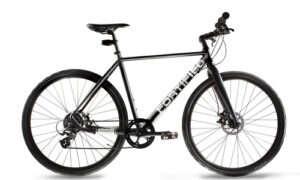 Invincible – rower przystosowany do miejskiej dżungli