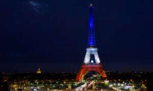 Wieża Eiffla będzie się świecić w zależności od aktywności internetowej podczas Euro 2016