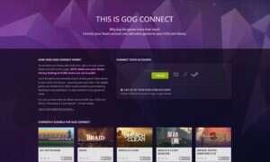 GOG od teraz pozwala przenieść gry ze Steam