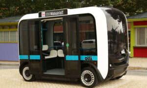 Olli- autonomiczny autobus odpowiadający na pytania