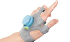 Urządzenie pozwalające na kompensację drgań ręki