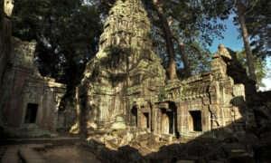 W Kambodży odkryto starożytne miasta dzięki skanowaniu laserowemu