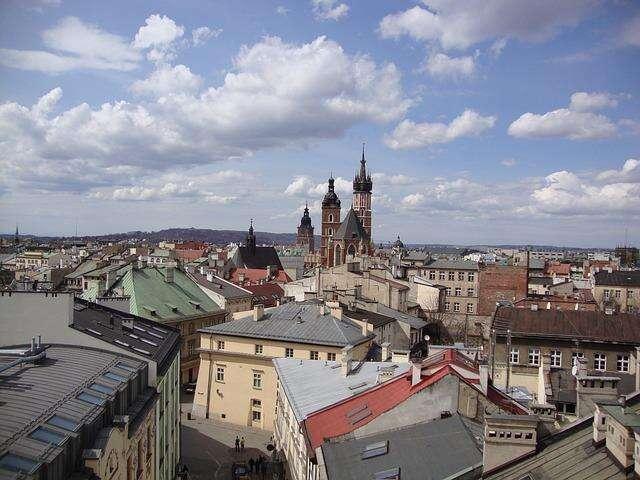 krakow-latem-2