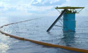 Pływająca bariera nowym sposobem na oczyszczenie oceanów