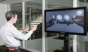Microsoft pracuje nad interfejsem opartym o gesty dłoni