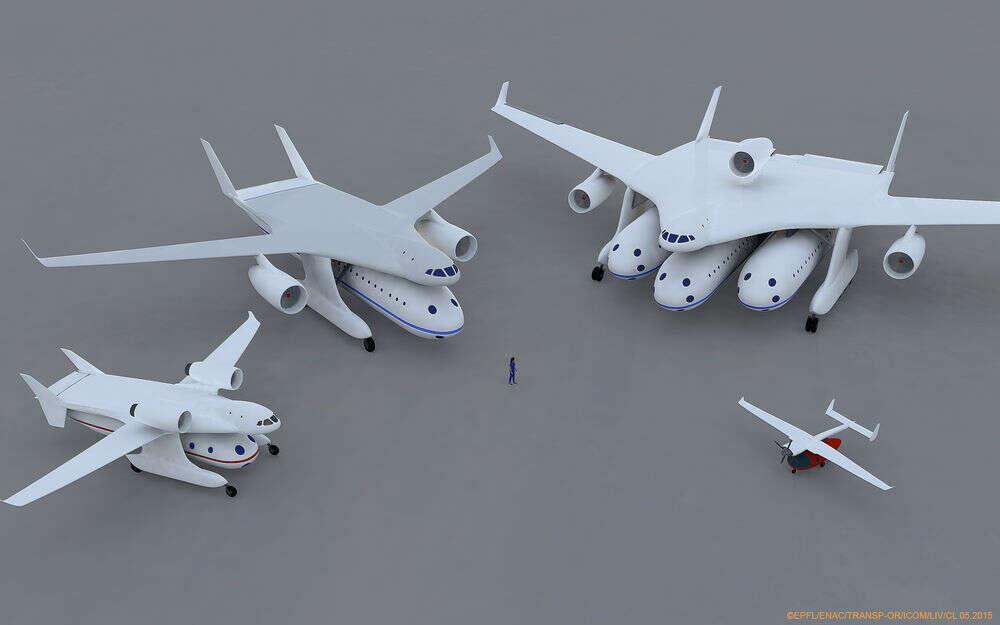4-modular-planes