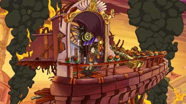 Deponia Doomsday gameplay3