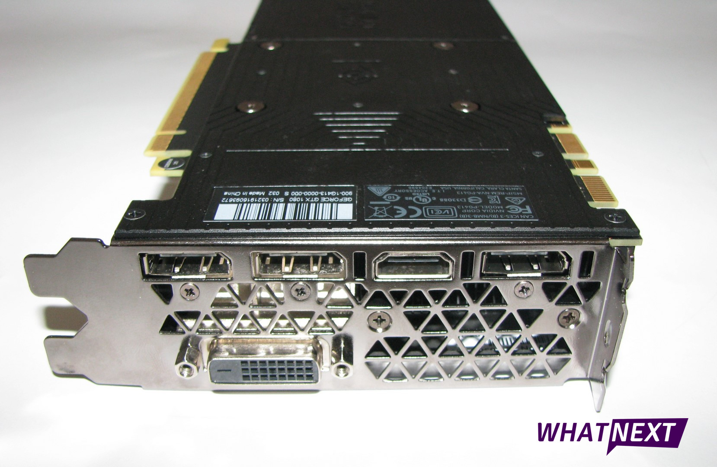 Test Karty Graficznej Nvidia Geforce Gtx 1080 Founders Edition
