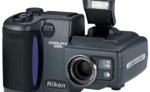 Aparat Nikon Coolpix 995
