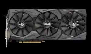 Test karty graficznej Asus GeForce GTX 1080 Strix