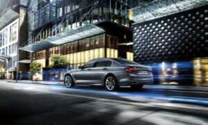 BMW liderem segmentu aut premium w Polsce