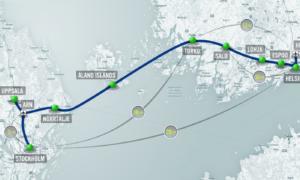 Hyperloop połączy Sztokholm i Helsinki?