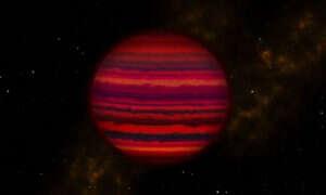 Po raz pierwszy zaobserwowano chmury pary wodnej poza Układem Słonecznym