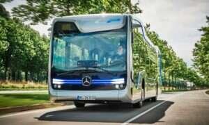 Future Bus – autonomiczny autobus Mercedesa