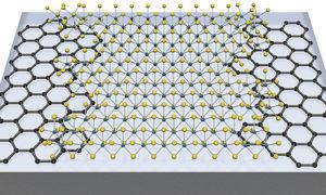 Tranzystory z molibdenitu i grafenu