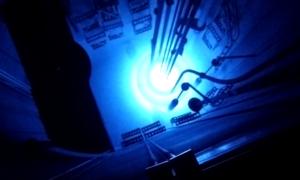 Oto jak wygląda prawdziwy impuls reaktora jądrowego