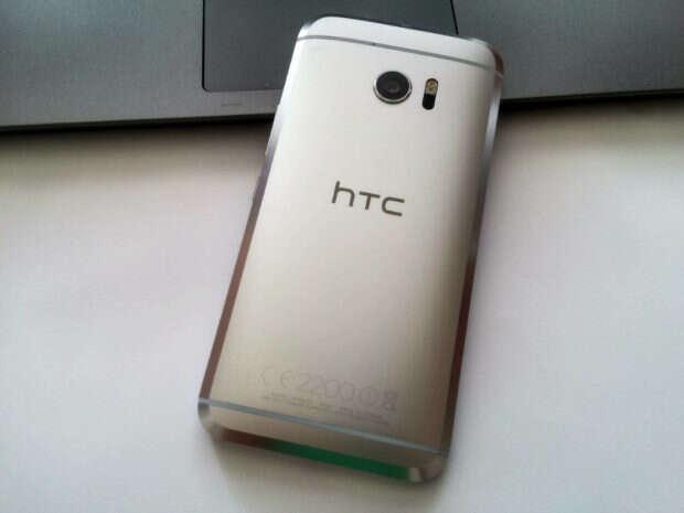 HTC 10 tył