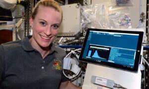 Sekwencjonowanie genów w kosmosie
