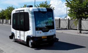 Autobusy bez kierowców dopuszczone do ruchu w Helsinkach