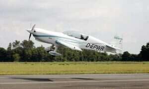Siemens prezentuje elektryczny samolot