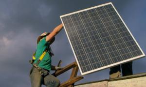 Solar City zbuduje słoneczne dachy