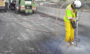 Hydrodemolition – woda zamiast młota pneumatycznego