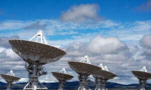 Astronomowie odkryli sygnał, który może pochodzić od obcej cywilizacji