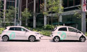 nuTonomy – pierwsza autonomiczna taksówka