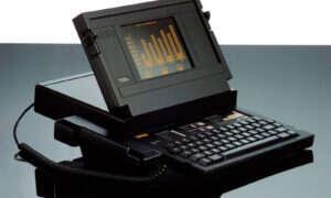 Zmarł twórca pierwszego laptopa John Ellenby