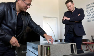 OpenAI z superkomputerem od NVIDII