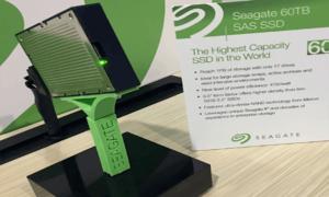 Seagate stworzył dysk SSD o pojemności 60 TB