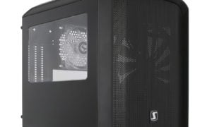 Test obudowy SilentiumPC Alea S35W Pure Black