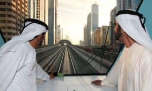 Dubaj planuje budowę Hyperloop