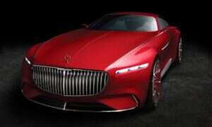 Obiecująca wizja nowego Mercedes-Maybach 6