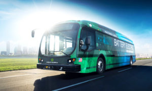 Elektryczne autobusy przyszłości od firmy Proterra już w przyszłym roku na drogach