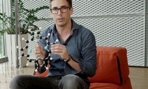 Połączenie grafenu z porfiryną do wykorzystania w elektronice