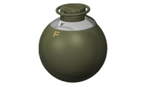 US Army pracuje nad nowym granatem po raz pierwszy od 40 lat