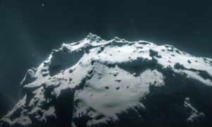 Ostanie odkrycie orbitera Rosetta