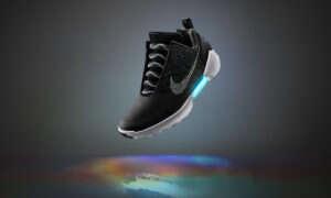 Samowiążące się buty od Nike