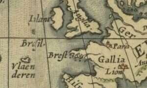 Wyimaginowana wyspa była obecna na mapach przez 500 lat