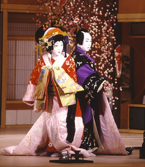 Aktorzy Kabuki