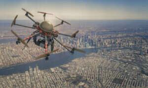 Nowojorska straż pożarna rozpoczyna swoją współpracę z dronami