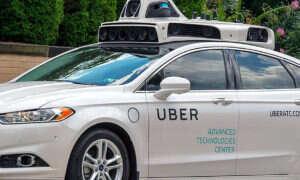 Tak wyglądają autonomiczne samochody Uber