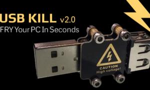 USB Kill 2.0 jest już w sprzedaży