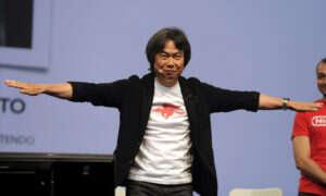 Donkey Kong prosto z wanny czyli wspomnienia Shigeru Miyamoto.