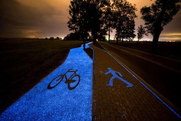 glowing-bike-lane-poland-889x592
